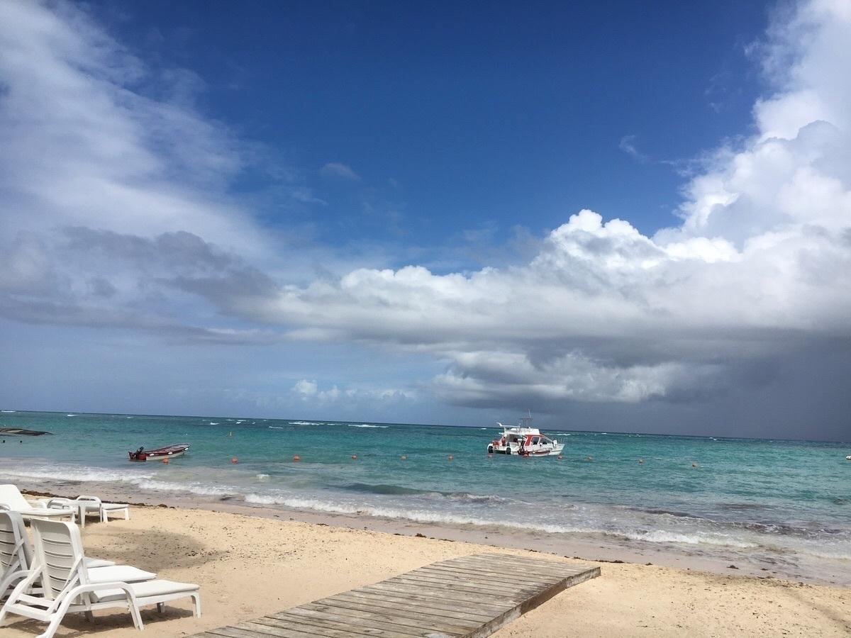 Apartamento en hermosa playa Los Corales