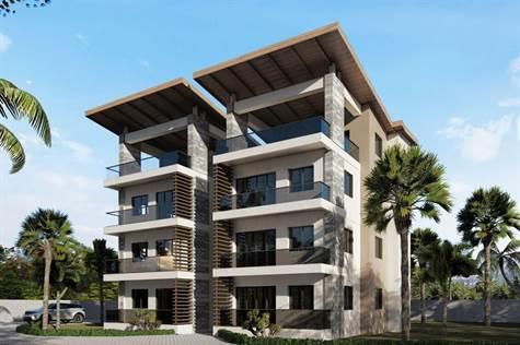 Nuevo Proyecto de cómodos apartamentos de 2 habitaciones en Punta Cana
