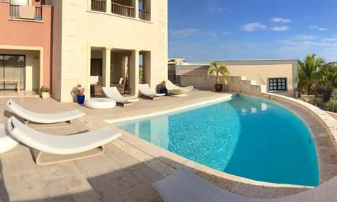 Espectacular apartamento en Cap Cana con piscina privada