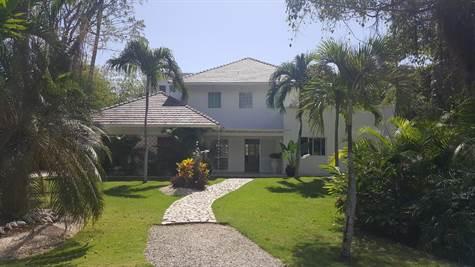 Hermosa Villa en el exclusivo Punta Cana Resort