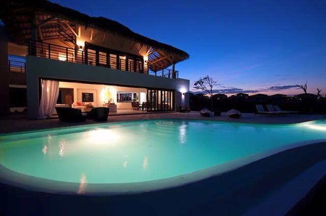 Villa para alquiler DIARIO