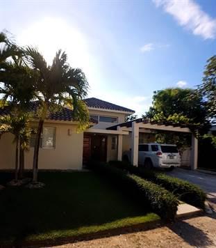 Hermosa Villa de 3 habitaciones en Punta Cana
