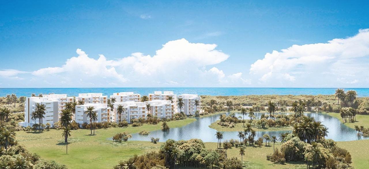 Apartamentos con maravillosas vistas al lago