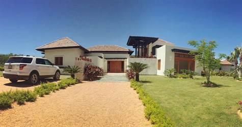 Villa de 4 habitaciones con piscina privada en Cap Cana