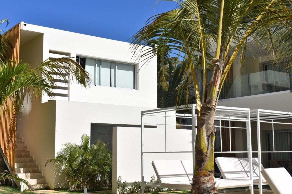 Apartamento de 2 habitaciones a pocos metros de hermosa playa