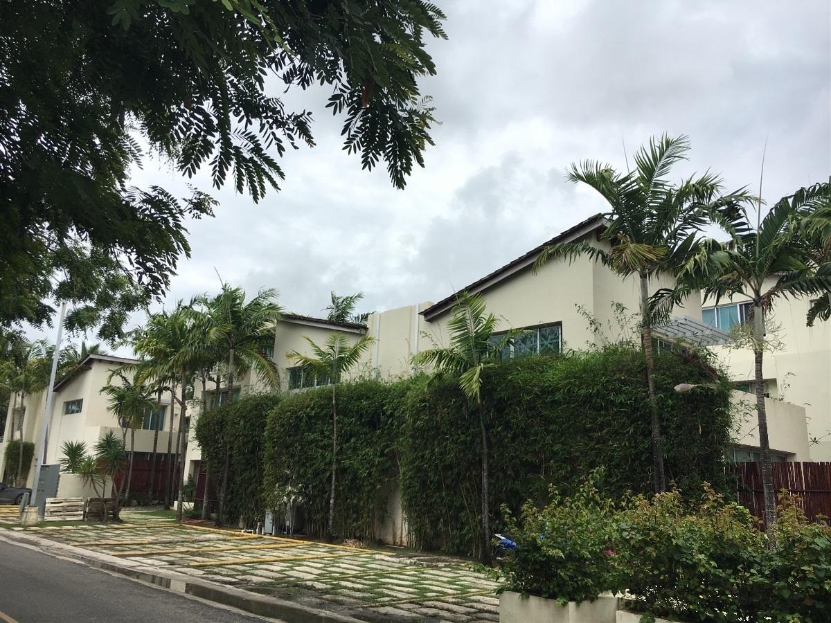 Apartamento en Cocotal con vista al campo de golf