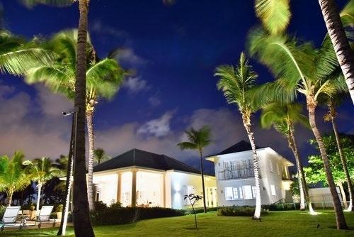 Espectacular villa con vista al campo de golf de Corales