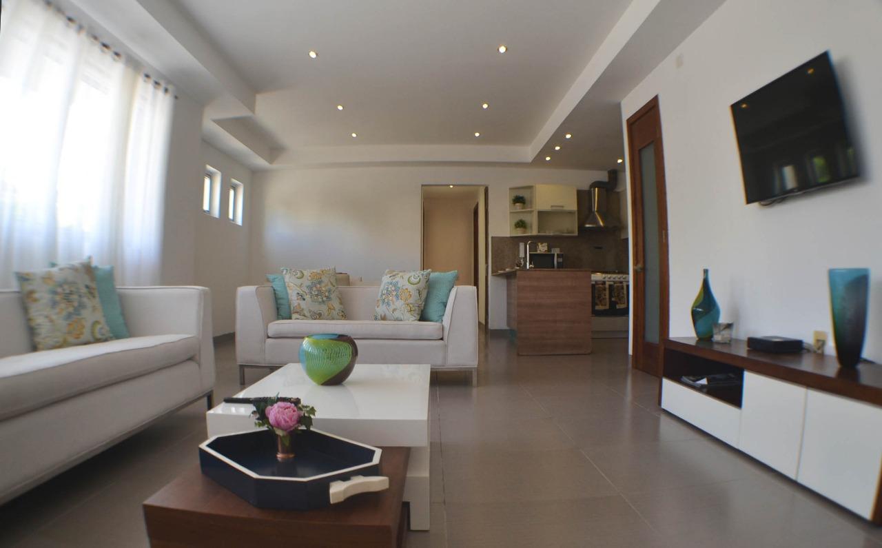 Moderno apartamento amueblado en Punta Cana